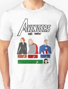 TOTAL WORKOUT T-Shirt