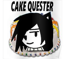 Cake Quest Episode IV A New Cake Poster