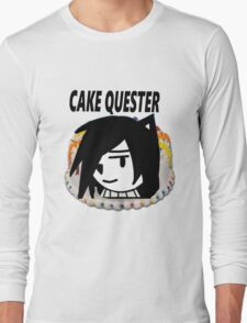 Cake Quest Episode IV A New Cake Long Sleeve T-Shirt