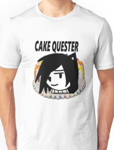Cake Quest Episode IV A New Cake Unisex T-Shirt