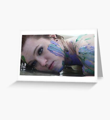 Erika Greeting Card