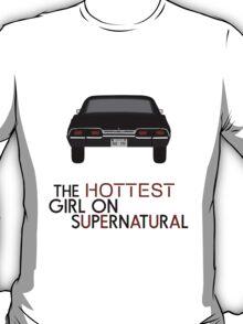 THE HOTTEST GIRL ON SUPERNATURAL T-Shirt