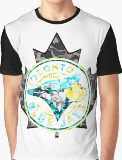 BLUE JAYS WHITE Graphic T-Shirt
