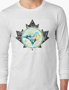 BLUE JAYS WHITE Long Sleeve T-Shirt