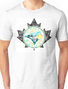 BLUE JAYS WHITE Unisex T-Shirt