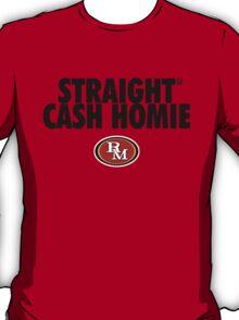 """VICT """"Straight Cash Homie"""" T-Shirt"""