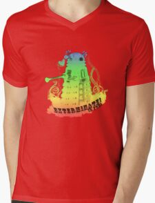 EXTERMINATE is fun! Mens V-Neck T-Shirt