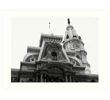 Philadelphia City Hall - Billy Penn Art Print