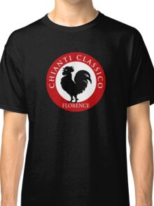Black Rooster Florence Chianti Classico  Classic T-Shirt