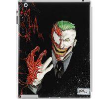 Joker - Carnage iPad Case/Skin