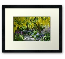 Could This Be Paradise? Framed Print