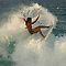 Surfing Kauai Hawaii by Bob Christopher