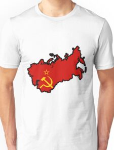 Soviet Russia Unisex T-Shirt