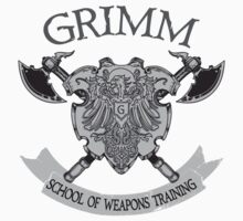 Grimm Weapons Training by waywardtees