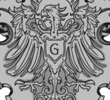 Grimm Weapons Training Sticker