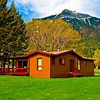 A Summer Home - Waterton National Park, Alberta, Canada by Laurast