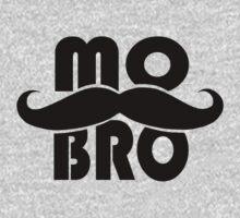 MO BRO for Mustached Gentlemen ~ MOVEMBER by headpossum