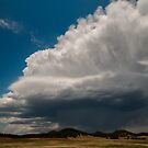 Plains Thunderhead by Mully410