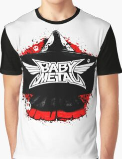 BABYMETAL - SKELETON HOODIE Graphic T-Shirt