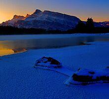 Frosty Blues by JamesA1