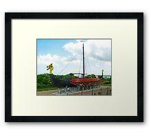 Viking Bay, Broadstairs Framed Print