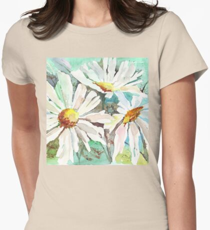 The purest joy that Earth can give Womens Fitted T-Shirt