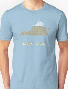 Drink Local - Virginia Beer Shirt T-Shirt