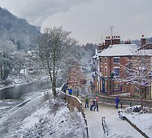 Winter in England by SJBroadmeadow