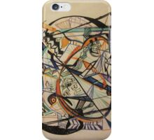 Lebron and the Finals iPhone Case/Skin