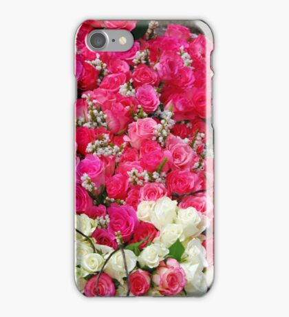 Roses from God's Window iPhone Case/Skin