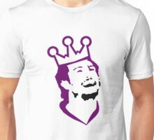 Doughty Face TeeShirt - purple screen Unisex T-Shirt