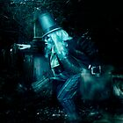 The Hitchhiking Ghosts, Haunted Mansion Series by Topher Adam The Dark Noveler by Hugs &amp; Bitchslaps SX Couture