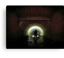 Jaz's Tomb Canvas Print