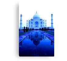 Taj in Tungsten Canvas Print