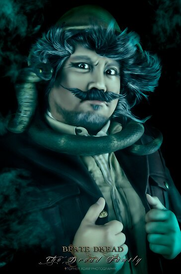 Bertie, Haunted Mansion Series by Topher Adam The Dark Noveler by TopherAdam