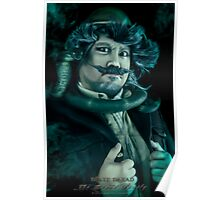 Bertie, Haunted Mansion Series by Topher Adam The Dark Noveler Poster