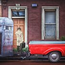 From door to door by Adrian Donoghue
