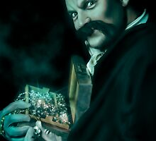 Uncle Jacob, Haunted Mansion Series by Topher Adam The Dark Noveler by TopherAdam