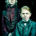 The Twins, Haunted Mansion Series by Topher Adam The Dark Noveler by Hugs & Bitchslaps SX Couture