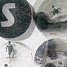 Surfs Up  by Vikki-Rae Burns