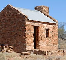 Abandoned - East MacDonnell Ranges by zeebot