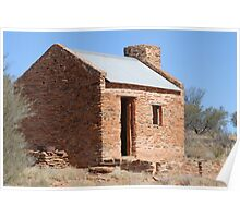 Abandoned - East MacDonnell Ranges Poster