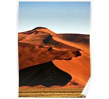 Dramatic Dunes, Namibia Poster