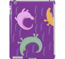 Later Gator Dreams iPad Case/Skin