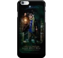 Grave Digger, Haunted Mansion Series by Topher Adam The Dark Noveler iPhone Case/Skin