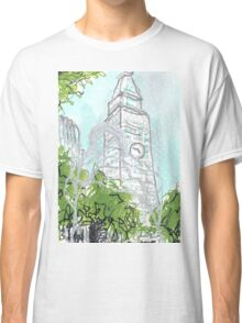 sculpture in madison square park Classic T-Shirt