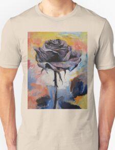 Black Rose Unisex T-Shirt