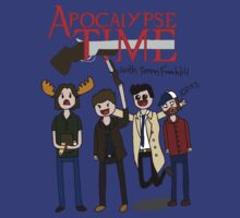 Apocalypse Time! with Team Free Will by KMeister
