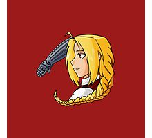 Edward Elric - Bust Photographic Print