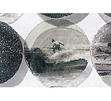 Wave Rider Photographic Print